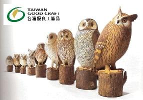 台灣貓特亞種貓頭鷹-擬真版 其他圖片3