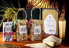 無米樂草編禮盒