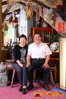 金都餐廳林董事長和王總經理