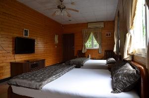 鄉村體驗住宿與免費生態導覽(兩人房)