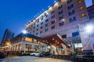 台南大飯店-外觀