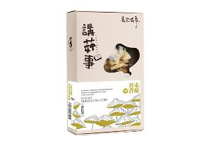 第伍話-芥末香菇餅乾