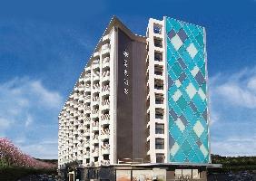 淡水亞太飯店-外觀