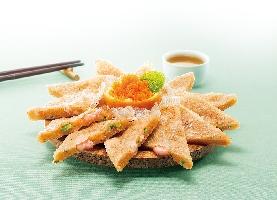珍珠魚卵月亮蝦餅 其他圖片2