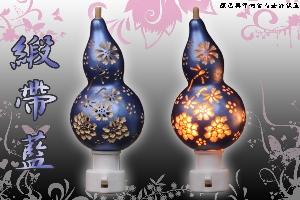 極光色彩夜燈-緞帶藍 其他圖片3