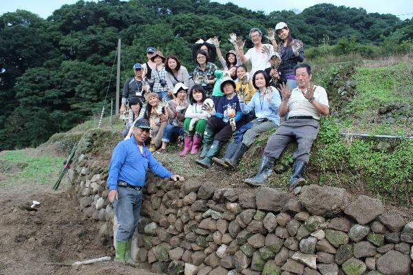 石門地區保有全省最完整的峽谷式砌石梯田景觀。歡迎您來參加工作假期,協助恢復水梯田生態。 其他圖片3