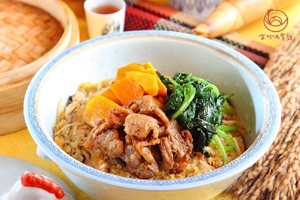 金竹味三寶筍香飯 其他圖片1