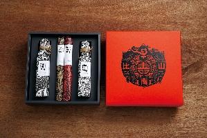 壽比南山茶油禮盒