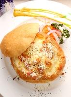 海鮮焗烤麵包球