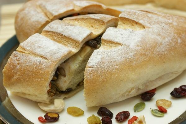 五穀堅果健康麵包 其他圖片2