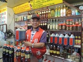 第三代經營者徐光榮先生推銷自家產品 其他圖片2