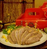 桂花鹹水鴨