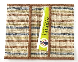 香蕉絲工藝名片夾