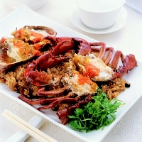 八寶紅蟳飯