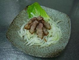 高粱鹹豬肉