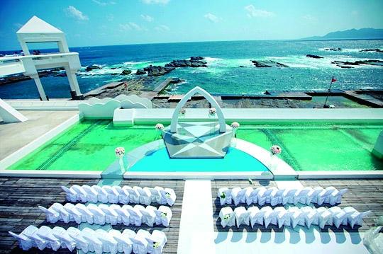 海上白宮海洋婚禮 店家封面