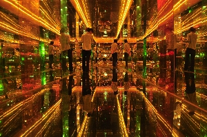 黃金隧道體驗