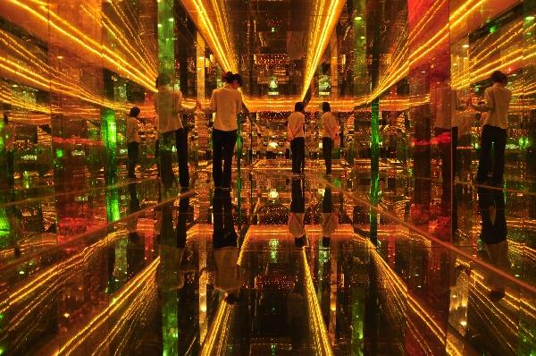 台灣玻璃館黃金隧道 封面圖片