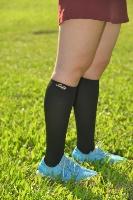 機能健康壓力襪(1雙、黑色)KB06
