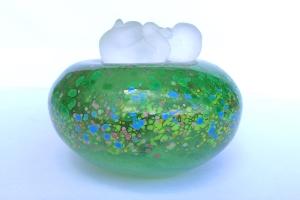 琉璃精品-大地系列 孕育
