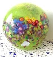 琉璃精品-星球系列 彩色星球