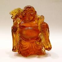 琉璃精品-古典吉祥系列 歡喜彌勒