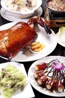 蘭城晶英櫻桃霸王鴨料理 其他圖片3
