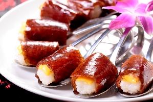 蘭城晶英櫻桃鴨肉握壽司 其他圖片2