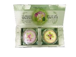 蘭花精靈手工精油香皂禮盒