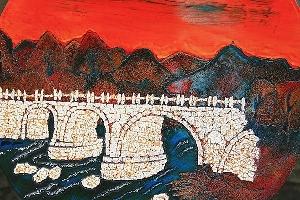 糯米橋漆版畫3 其他圖片2