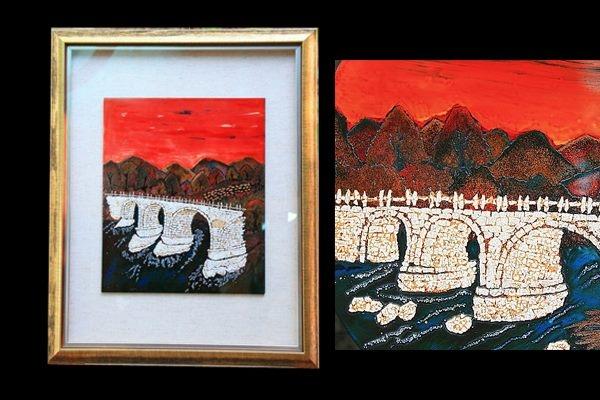 糯米橋漆版畫1 封面圖片