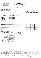 聖泉華的用心 ─『安心帖子-SGS檢驗報告』 店家其他2