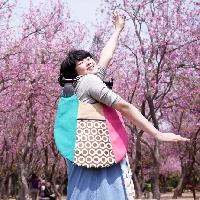 孔廟包櫻花粉紅 其他圖片2