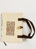 安平漢字系列:安平窗花書套