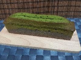 菠菜胡麻米蛋糕