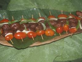 原住民風味餐