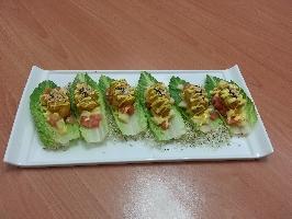 菱角風味餐