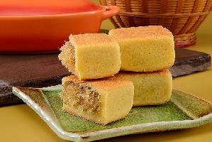 酸甜盒子西柚酥