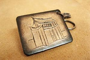 孔廟鑰匙圈