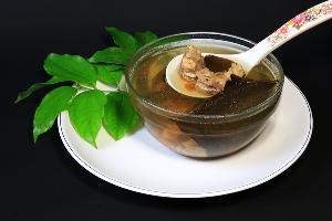 肉桂排骨湯