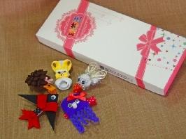 曲折離奇緞帶造型禮盒組 其他圖片1