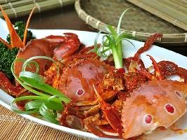 星馬辣椒蟹