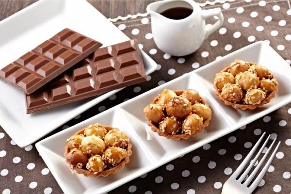 巧克力夏威夷豆塔1 封面圖片