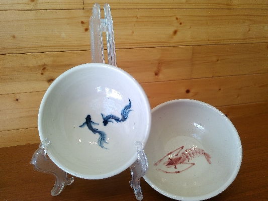 魚蝦復古碗 封面圖片