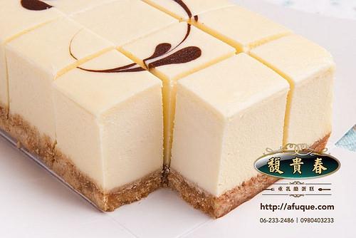 馥貴春重乳酪蛋糕 封面圖片