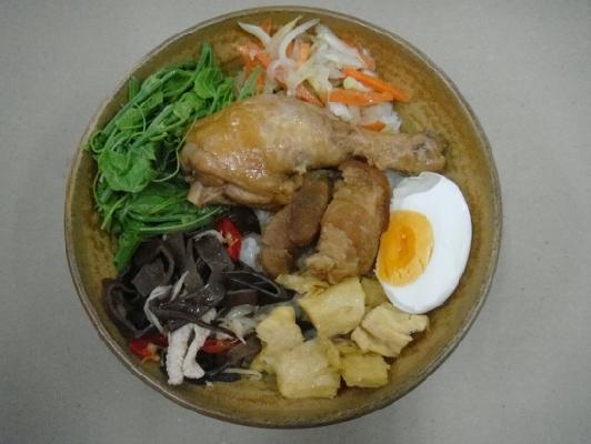 碗公飯菜餚 其他圖片1