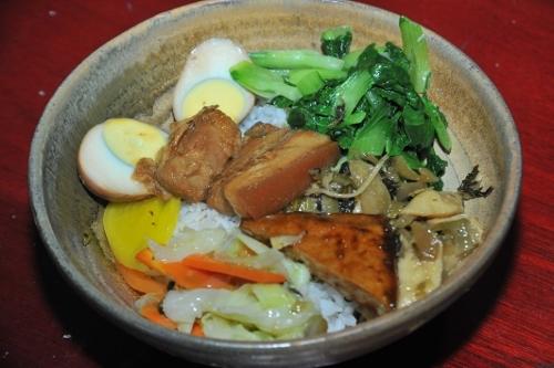 碗公飯菜餚 封面圖片