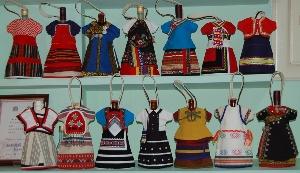 原住民族服飾酒衣袋