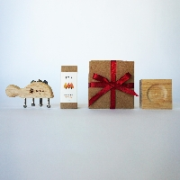 居家按摩台灣檜木精油禮盒