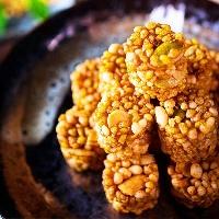 黃金蕎麥堅果脆丸子20g*10入/盒